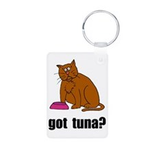 Got Tuna Cat Keychains