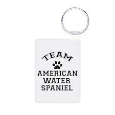 Team Water Spaniel Keychains