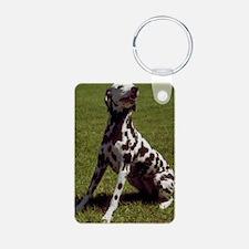 Dalmatian Photo Keychains