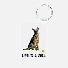 German Shepherd Life Keychains