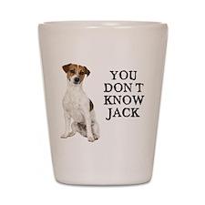 Jack Shot Glass
