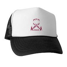 Warrior Head Neck Cancer Trucker Hat