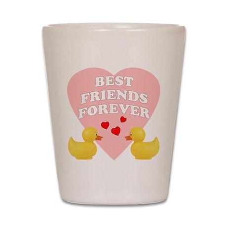 Best Friends Forever Shot Glass