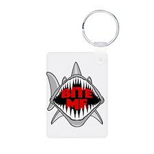 Bite Me Shark Keychains