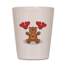 Teddy Bear Shot Glass
