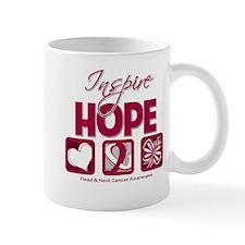 Head Neck Cancer InspireHope Small Mug