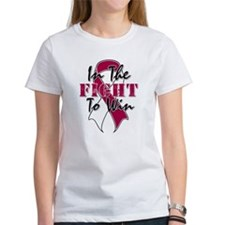 Head Neck Cancer In The Fight Tee