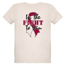 Head Neck Cancer In The Fight T-Shirt