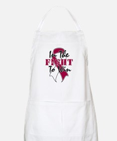 Head Neck Cancer In The Fight Apron