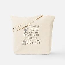 Funny Music Musician Tote Bag