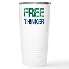 Free Thinker Travel Mug