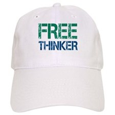 Free Thinker Baseball Cap