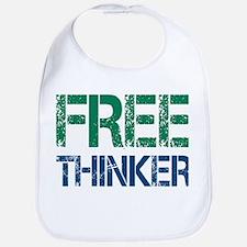 Free Thinker Bib