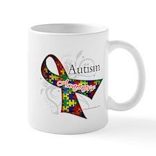 Ribbon - Autism Awareness Mug