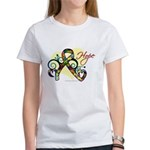 Hope Ribbon Autism Women's T-Shirt