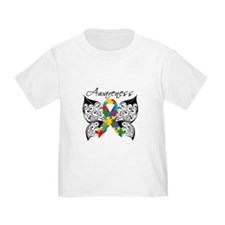 Awareness Butterfly Autism T