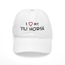 I Love Yili Horse Baseball Cap