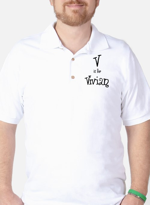 V Is For Vivian  T-Shirt