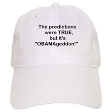 It's OBAMAgeddon! Baseball Cap