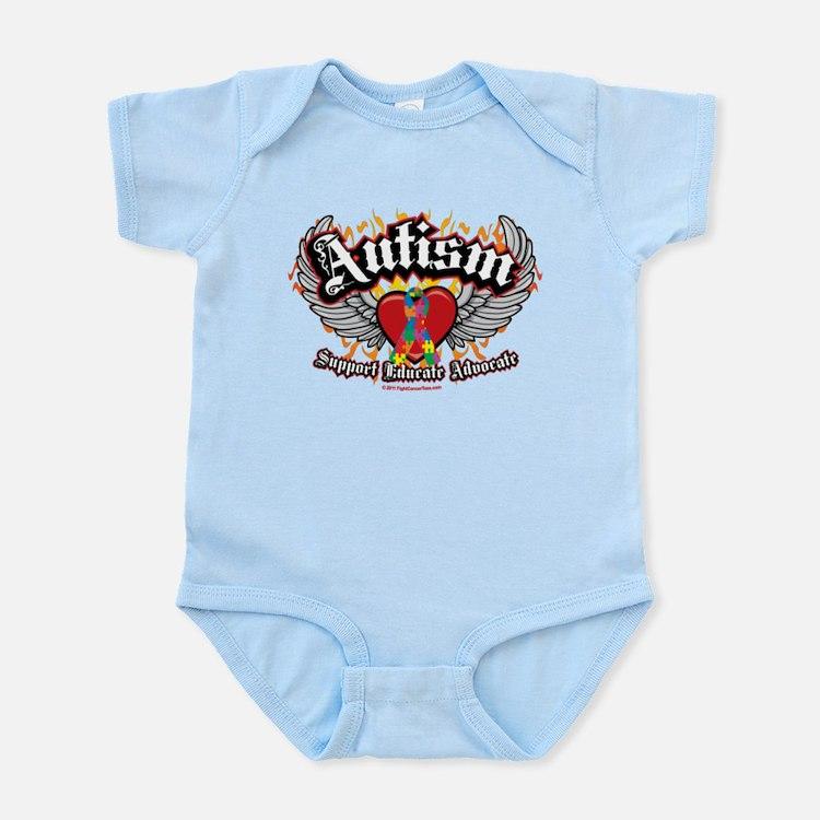 Autism Wings Infant Bodysuit