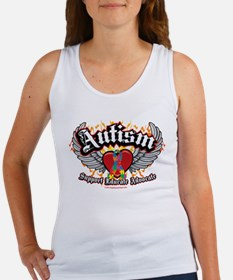 Autism Wings Women's Tank Top