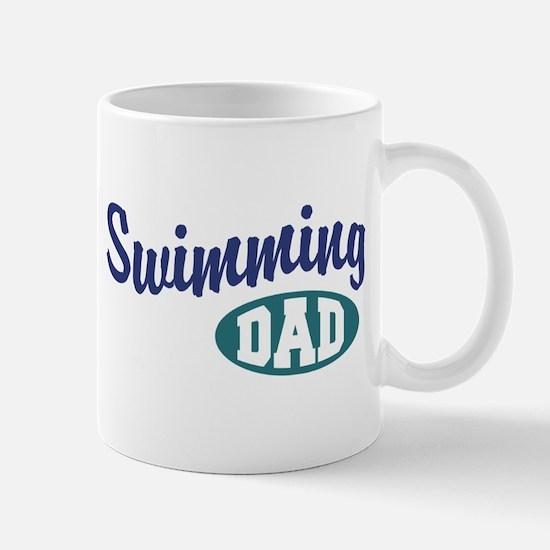Swimming Dad Mug