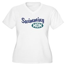 Swimming Mom T-Shirt