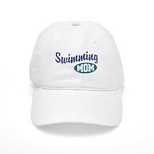 Swimming Mom Baseball Cap