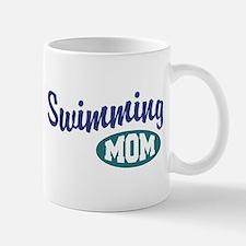 Swimming Mom Mug