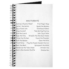 Masturbate Journal