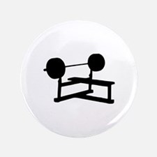 """Weightlifting 3.5"""" Button"""
