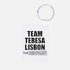 Team Teresa Lisbon Keychains