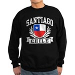 Santiago Chile Sweatshirt (dark)