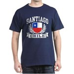Santiago Chile Dark T-Shirt