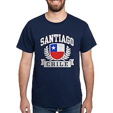Santiago Chile T-Shirt
