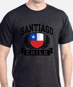 Santiago Chile T-Shirt