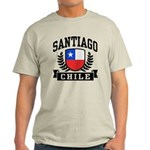 Santiago Chile Light T-Shirt
