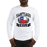 Santiago Chile Long Sleeve T-Shirt