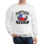 Santiago Chile Sweatshirt
