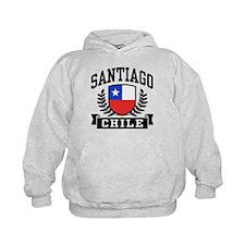 Santiago Chile Hoodie