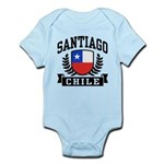 Santiago Chile Infant Bodysuit