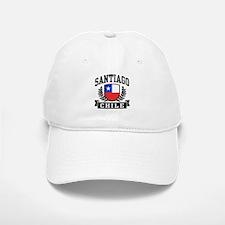Santiago Chile Baseball Baseball Cap