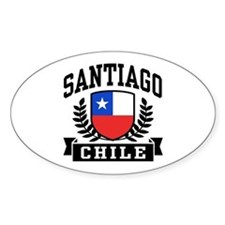 Santiago Chile Decal