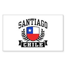 Santiago Chile Decal