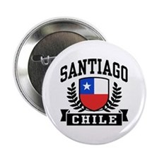 "Santiago Chile 2.25"" Button"
