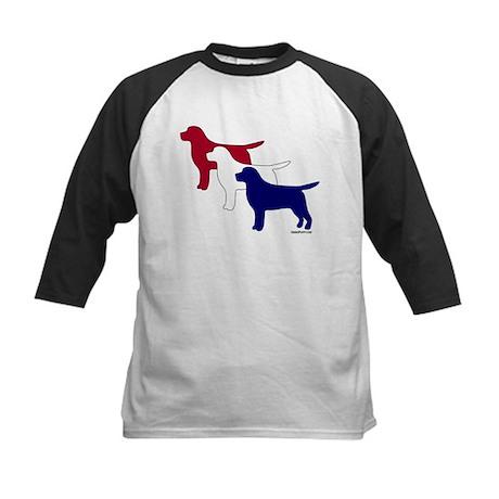 Patriotic Labs Kids Baseball Jersey