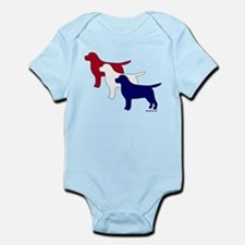 Patriotic Labs Infant Bodysuit