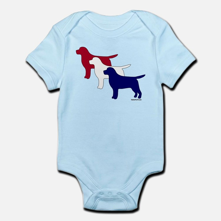Patriotic Labs Infant Bodysuit