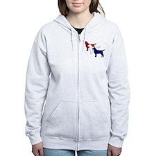 Patriotic Labs Zip Hoodie