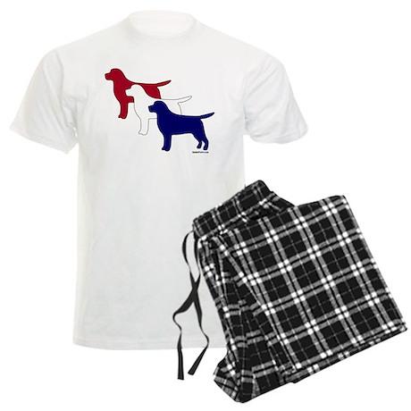 Patriotic Labs Men's Light Pajamas